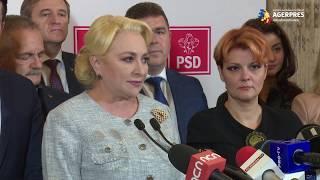 Dăncilă: Ana Birchall şi Cozmin Guşă, excluşi din PSD
