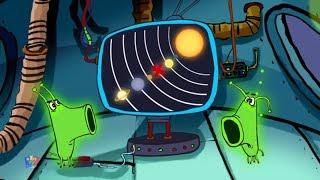 Поросёнок | Фильм 7-й  - НЛО | детские мультфильмы | Piglet Series | UFO | Episode 7