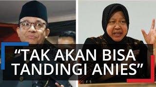 Rocky Gerung Ungkap Risma Tak Bisa Menandingi Anies Baswedan, Terkait Isu Jadi Gubernur DKI Jakarta