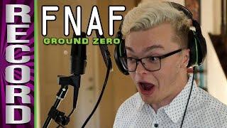 Recording FNAF: GROUND ZERO with CG5