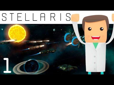 Gameplay de Stellaris Galaxy Edition
