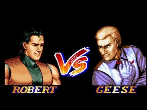 Art Of Fighting 2 Neogeo