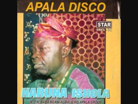 HARUNA ISHOLA(M.O.N)  - Egbe Gbobaniyi(Odogbolu)