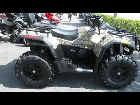 2020 Hisun Tactic 750 EPS 2-UP in Sanford, Florida - Video 1