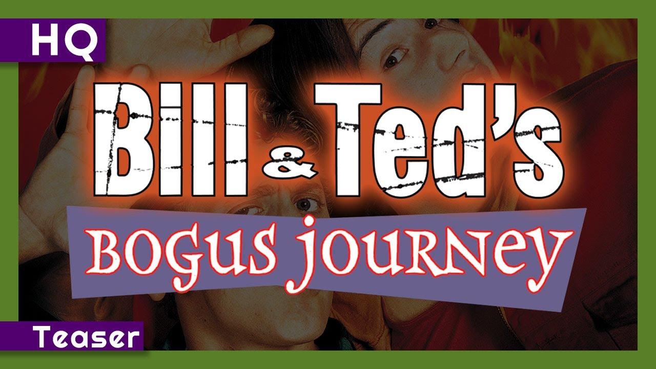 Video trailer för Bill & Ted's Bogus Journey (1991) Teaser