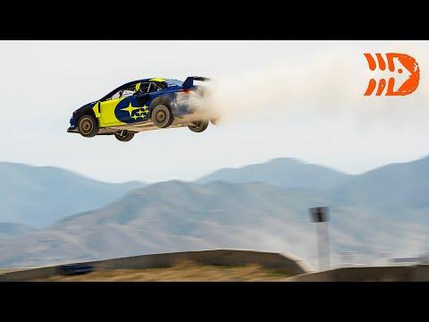 Nitro Rallycross Utah 2021 Day1ハイライト動画