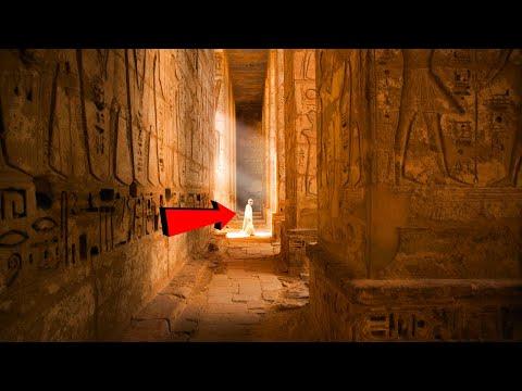 In de  Vallei der Koningen van Egypte