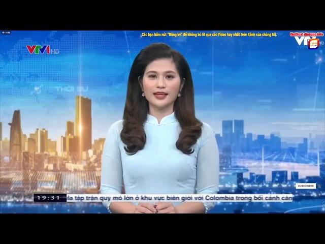 Bản tin VTV : Pharmed & Healthcare Vietnam 20...
