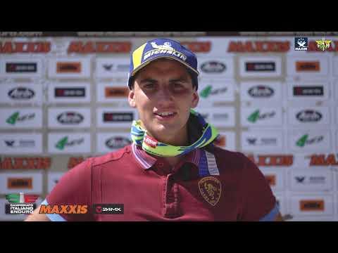 Première manche du Championnat d'Italie d'Enduro 2020