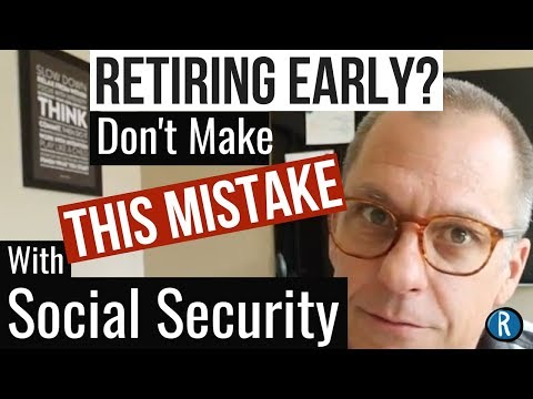Early Retirement Benefits And Social Security Benefits