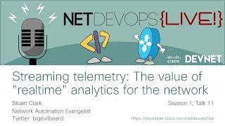 Visualizing Cisco Telemetry Data using Elasticsearch