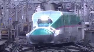 【過密運転する、朝の東京駅】JR東日本の新幹線ホーム | Kholo.pk