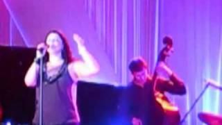 """Jane Monheit (American Jazz) - """"Taking A Chance On Love"""" Live! @ The Rockwell Tent"""