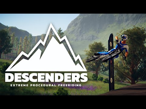 Descenders Reveal Trailer thumbnail