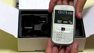 TV Geek - Unboxing Samsung Ch@t 335