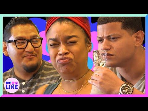 Latinos Get Drunk At A Mezcal Tasting