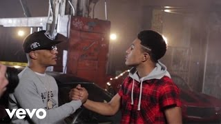 Anthony Lewis - It's Not My Fault (Behind The Scenes) ft. T.I.