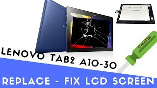 Lenovo Tablet FIX - TAB2 A10-30 Screen touch replacement by CrocFIX
