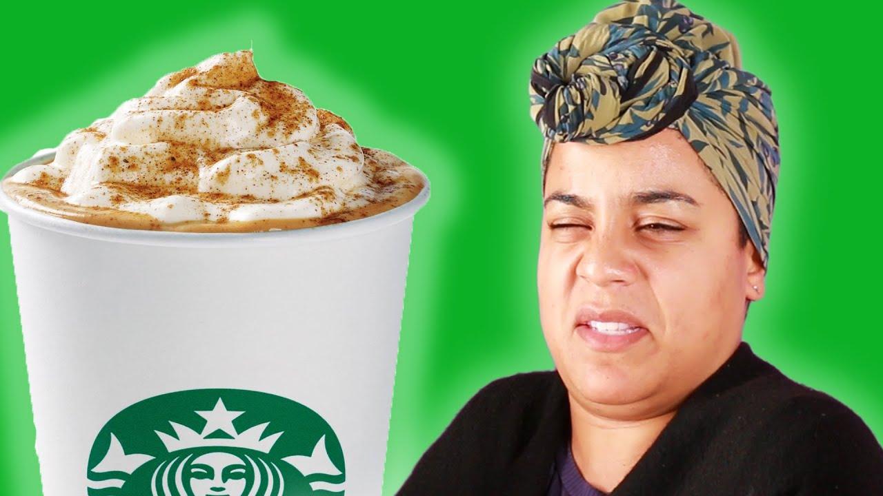 People Try Starbucks Secret Pumpkin Spice Menu thumbnail