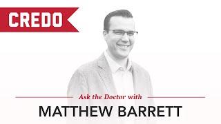 How can I have assurance of salvation? (Matthew Barrett)