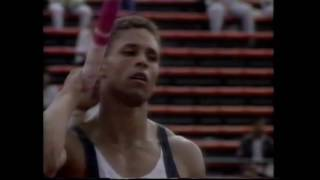 World Championship Tokyo 1991-  Pole Vault Dan O'Brien 5m30