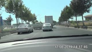 preview picture of video 'Aydın Denizli Bulvarı - İzmir Bulvarı - İncirliova Yolu D-320'