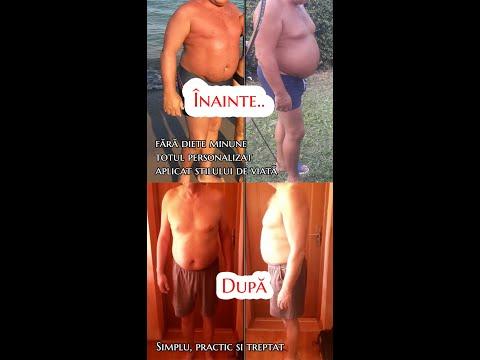 Pierderea în greutate axă