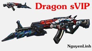 Truy Kích  Review Vũ Khí Vip Mới  AK  Dragon SVIP