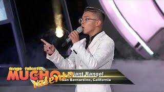 "Briant Rangel - ""Sencillamente De Ti"" - TTMT 18 Cuartos De Final"