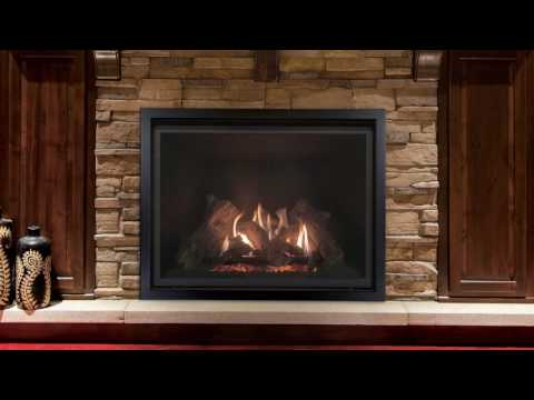 Carlton 46 Direct Vent Gas Fireplace | Gas Fireplaces