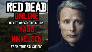 How to create Mads Mikkelsen in RDO