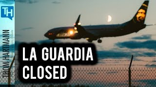 La Guardia Closes Due to Shutdown: Do You Feel Safe to Fly?