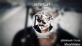 Rain Fight (Original Sound Track)   Kaala | Rajinikanth | Santhosh Narayanan | Pa Ranjith | Dhanush