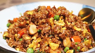 What to make with chicken fried rice