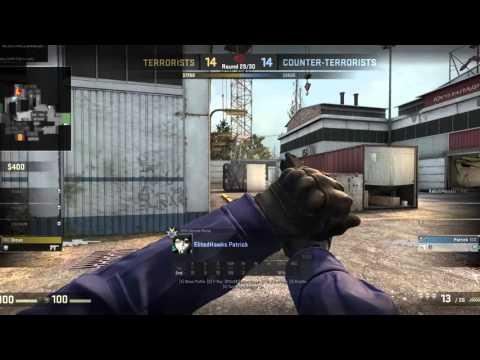 Amazing 1v4 clutch on cache! MG2 Skillz