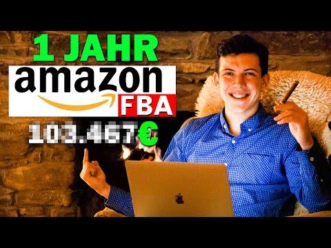 1 Jahr Amazon FBA - Meine Ergebnisse mit 2 Produkten