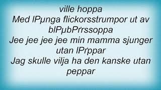 Apulanta - Ett Orm Lyrics