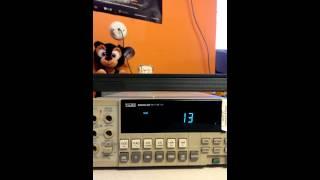 Fluke 8840A 8840AF Multimeter Test