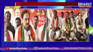 AP Ex DGP Dinesh Reddy Face To Face Over BJP Politics At Nellore