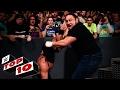 Top 10 Raw moments WWE Top 10 Jan 30 2017