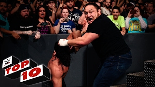 Top 10 Raw moments: WWE Top 10, Jan. 30, 2017