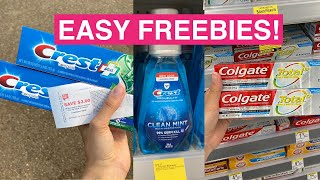 4 EASY Freebies! 🙌  Walgreens Deals Using JUST Your Phone!