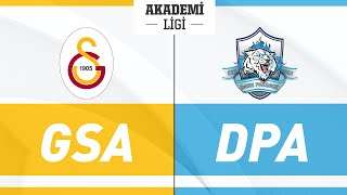 Galatasaray Espor A  ( GSA ) vs Dark Passage A ( DPA ) Maçı   2021 AL Kış Mevsimi 8. Hafta