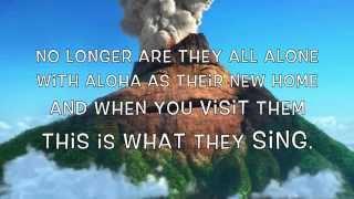 "Disney Pixar's ""Lava"" Short Film (karaoke Instrumental w/ Lyrics)."
