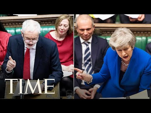 U.K. Prime Minister Theresa May Survives No-Confidence Vote After Massive Brexit Defeat | TIME