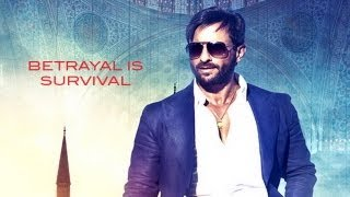 Race 2 Digital Poster - Saif Ali Khan
