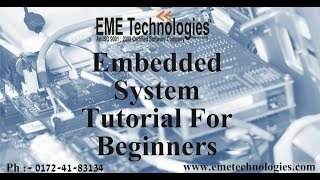 Basic Of Embedded System In Hindi | EME Technologies