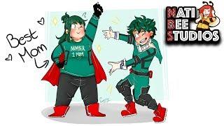 Inko Midoriya  - (My Hero Academia) - My Hero Academia: Midoriya's Mom Appreciation - NBS