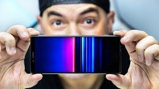 O PRIMEIRO SMARTPHONE 4K OLED do MUNDO