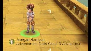 NPC MORGAN HARRISON Location Morroc - Ragnarok M Eternal Love